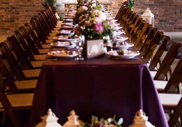 Long Table Event Venue